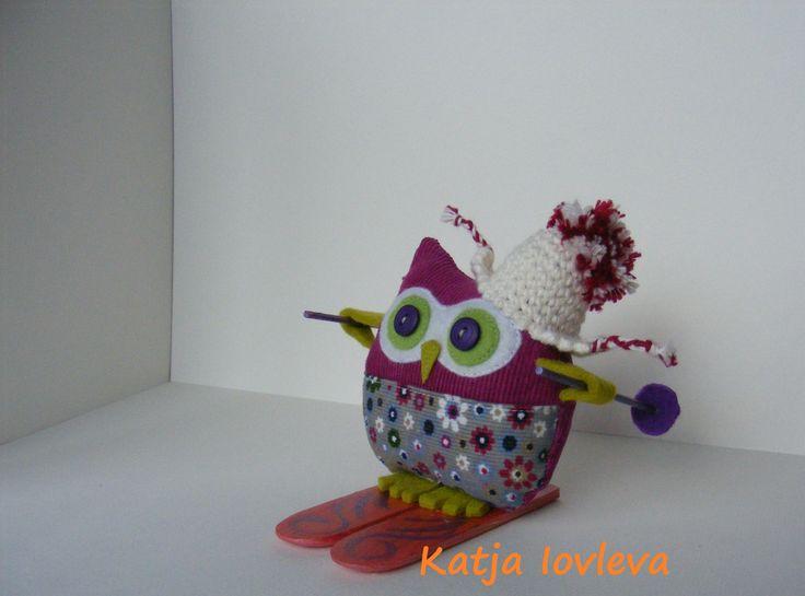 owl by ki-quilt Katja Iovleva