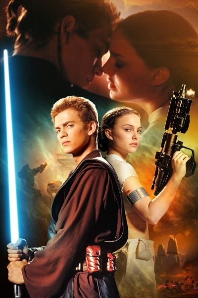 Anakin Skywalker & Padme Amidala The Only Jedi to Marry While Under The Order