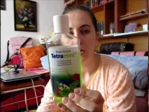 Pentru dinti curati, respiratie proaspata si gingii sanatose foloseste o apa de gura cu extracte din plante medicinale. Iata parerea clientului http://www.youtube.com/watch?v=mXbpW7GFwjA=UUC0QAD9wfY-ogGUojTBXl8A=3=plcp