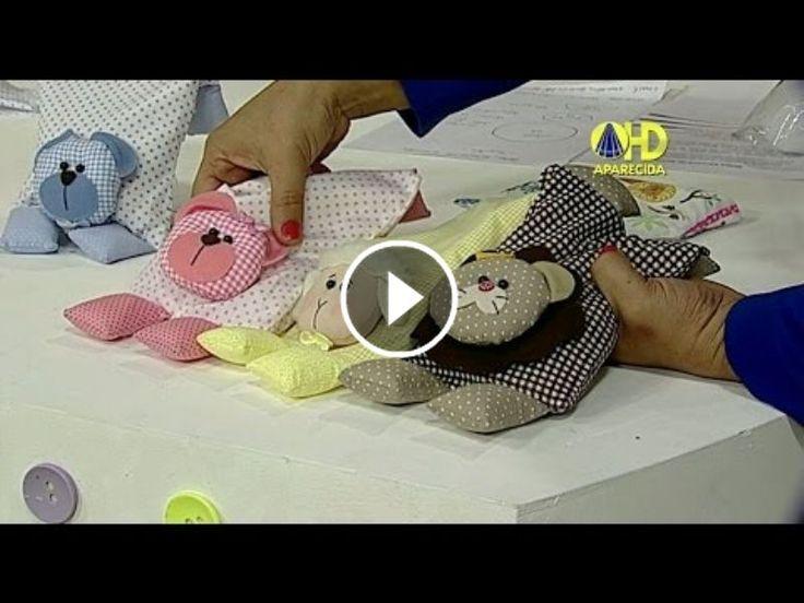 Não sabe o que dar para o bebê . Bolsinha térmica de sementes!!!!... CLIQUE PARA ASSISTIR | Mobile