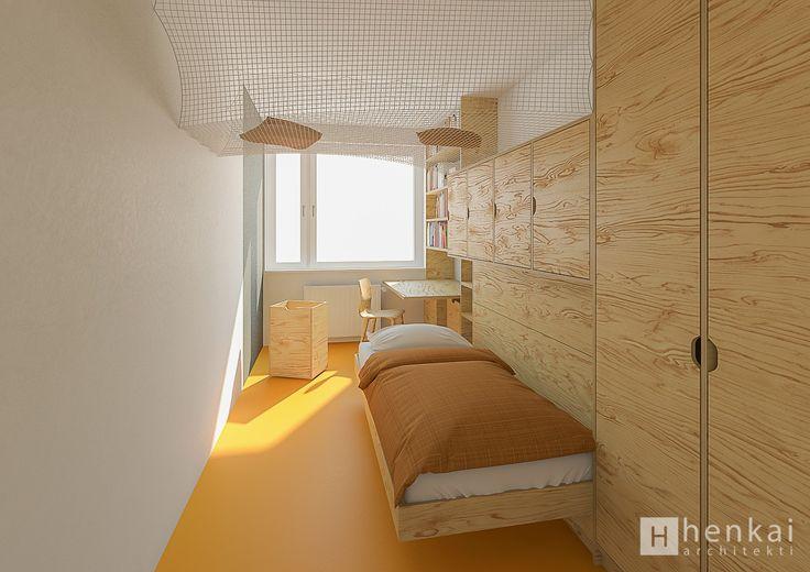 Kids bedroom | Prague, Czech Republic
