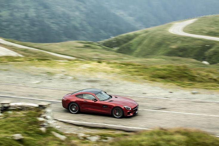 Mercedes-AMG GT S test pe Transfagarasan (37)