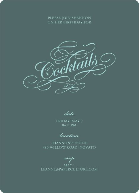22 best Party Invites images on Pinterest Invites, Party