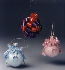 80 best Styrofoam craft images on Pinterest  Holiday ideas