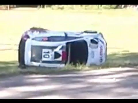 Le nouveau crash de Robert Kubica (vidéo) - http://www.actusports.fr/109270/le-nouveau-crash-de-robert-kubica-video/