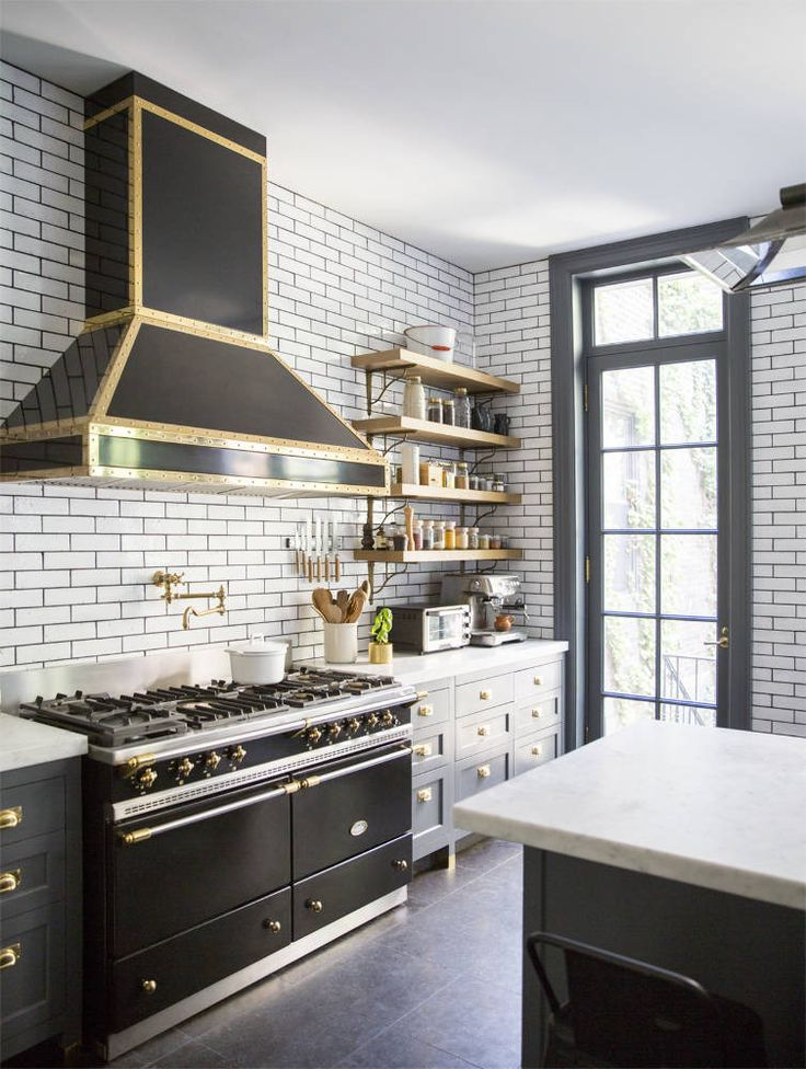 See more images from domino instagram favorites on domino.com #HomeDecorators #Homes #Kitchen