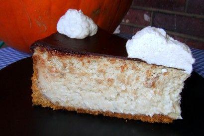 Banana Spiced Cheesecake | Tasty Kitchen: A Happy Recipe Community!