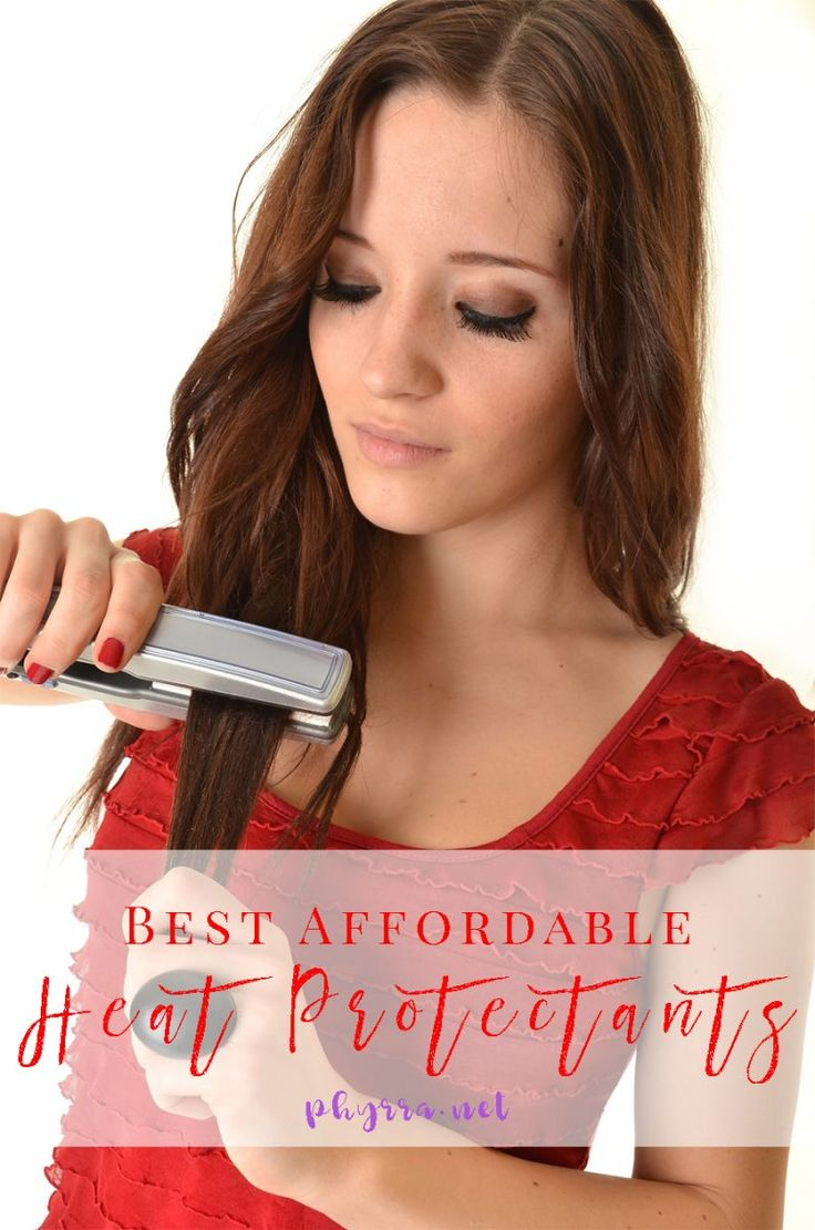 Best Affordable CrueltyFree Heat Protectants for Hair