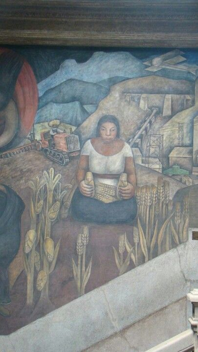 17 best images about diego rivera on pinterest oil on for Diego rivera famous mural