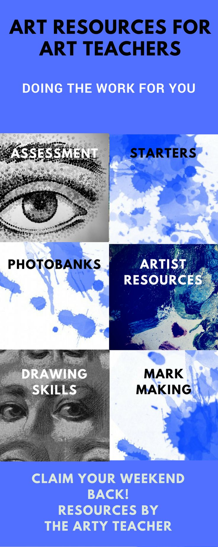 Art resources for Art Teacher. Art Teacher resource. Teaching Art & Design.