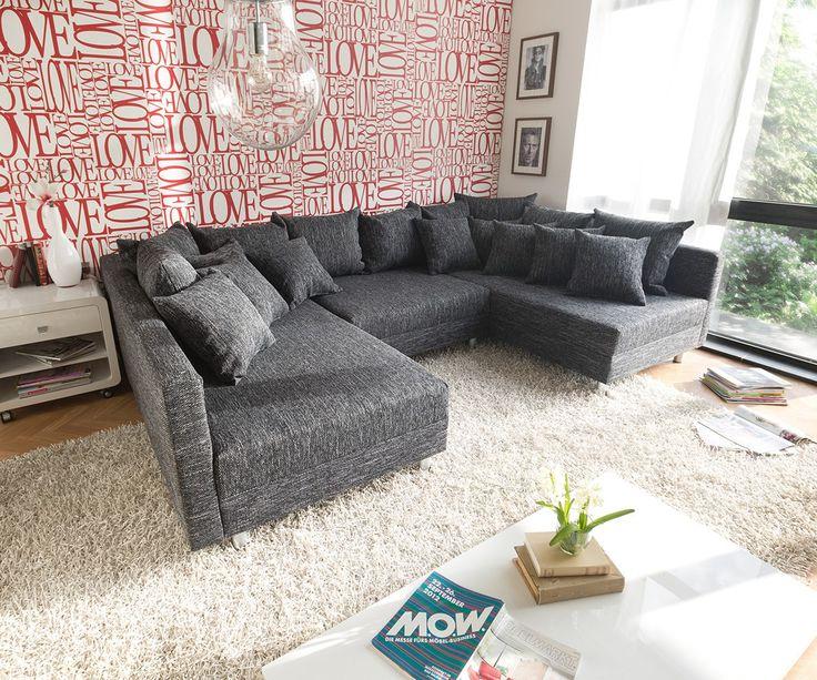 40 besten Clovis - Die Kuschelcouch zum Verlieben Bilder auf - wohnzimmer sofa landhausstil