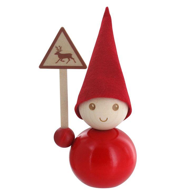Aarikka - Christmas elves : Porovaaran table decoration - Aarikka - Christmas elves