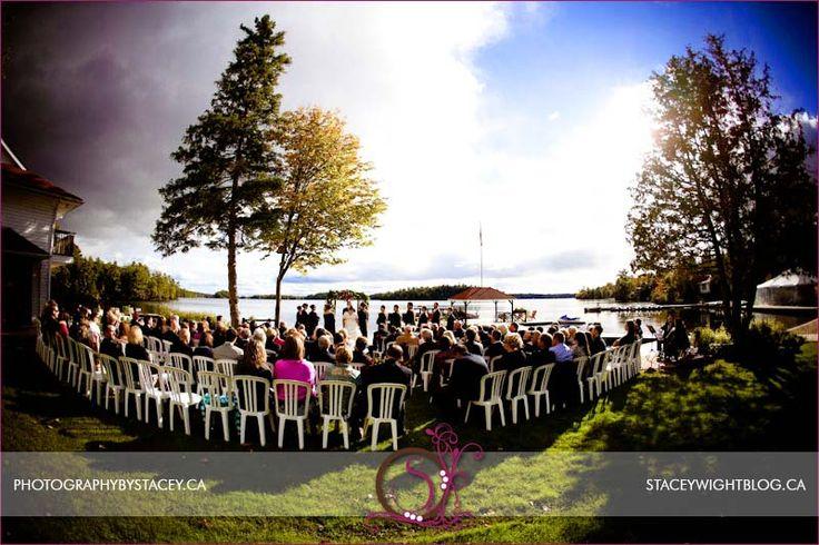 Muskoka Wedding at Port Severn