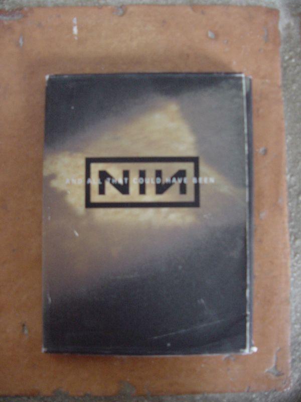 nine inch nails | david carson design