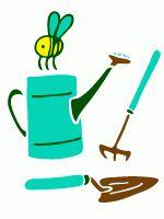 """""""Tips voor de kleine tuin: We zetten vijf praktische tips op een rij waarmee je elke kleine tuin gegarandeerd groter kan laten lijken."""""""
