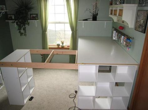 Die besten 25+ Ikea werkbank Ideen auf Pinterest Organisierung - schreibtisch selber bauen ikea