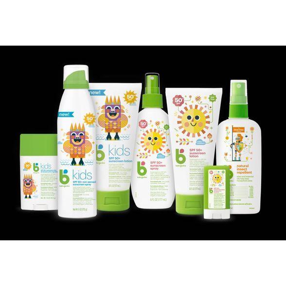 Babyganics Mineral Based Baby Sunscreen Lotion Spf 50 6 Fl Oz In 2020 Sunscreen Lotion Baby Sunscreen Lotion