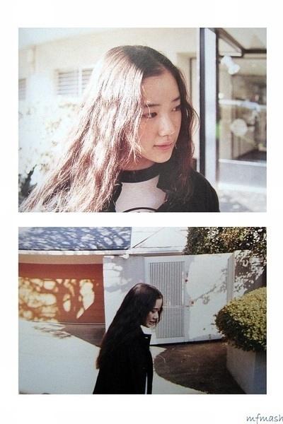 Yu Aoi.