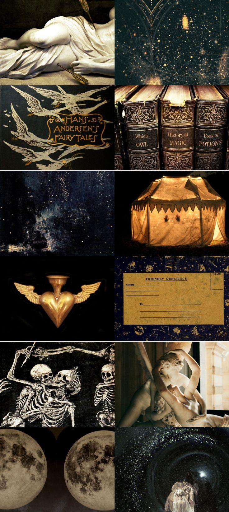 The Dark Cosmos [½]