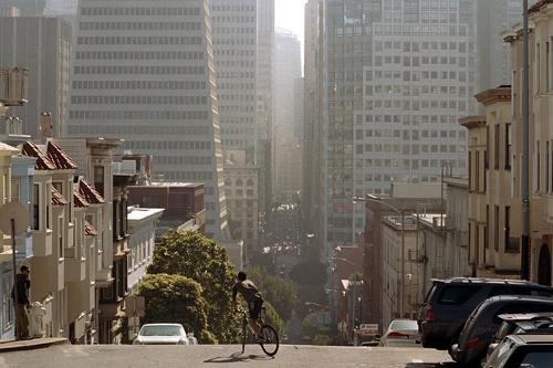 San Fransisco baby!
