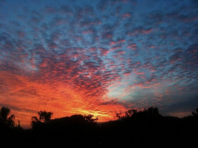 Sunrise by tsivas, via Flickr