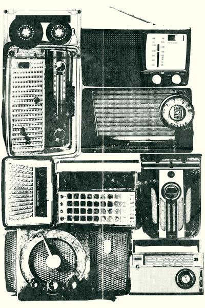 nbn: Art, Gift, Broadcasting Radios Journ, Frames Prints, Radios Prints, Art Prints, Pictures, Broadcast Radios Journ, Framed Prints