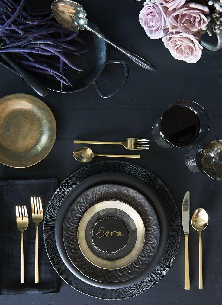best 25 formal table settings ideas on pinterest formal. Black Bedroom Furniture Sets. Home Design Ideas