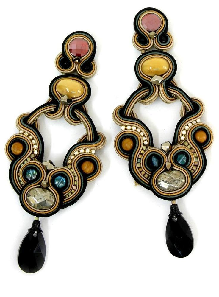 #NYIGF Gotham #earrings from Israel by DORI CSENGERI #jewerly #design #fashion