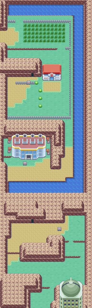 Pokémon FireRed and LeafGreen/Route 10 — StrategyWiki, the video game walkthrough and strategy guide wiki