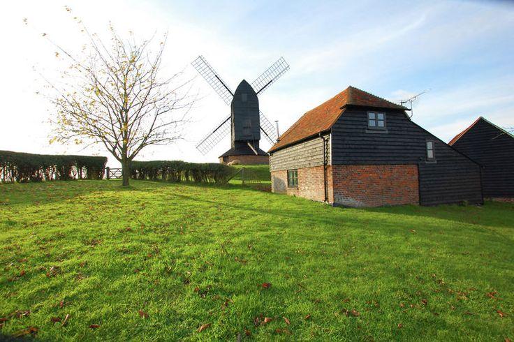 Een vakantiehuis in Engeland huren? Ga eens voor dit leuke huisje met karakter, is geschikt voor max.  vier personen en landelijk gelegen in Rolvenden. (regio: Kent)