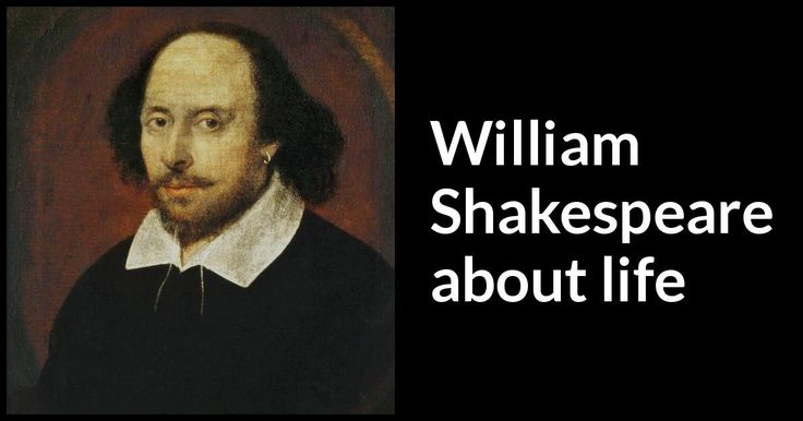 Famous Quotes By Shakespeare About Life | www.imgkid.com ...