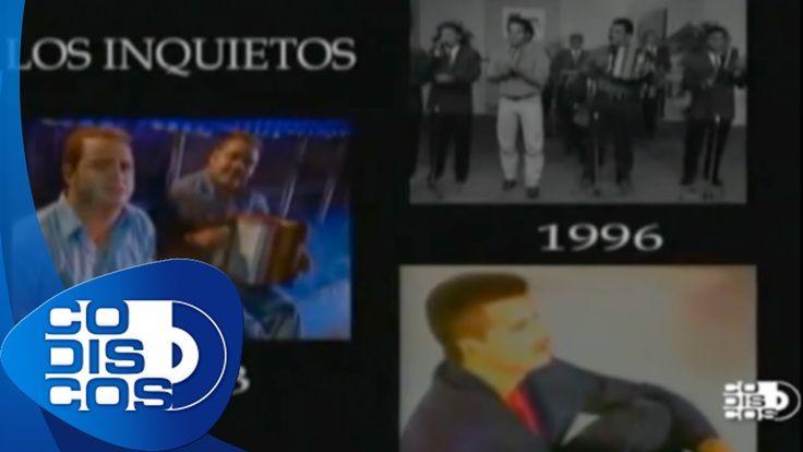 Los Inquietos - Quiero Saber De Ti (Video Oficial)