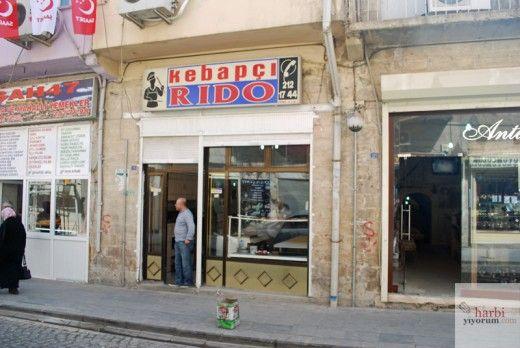 Kebabci Rido, Mardin, Turkey, Copyright Harbiyiyorum.com 2014