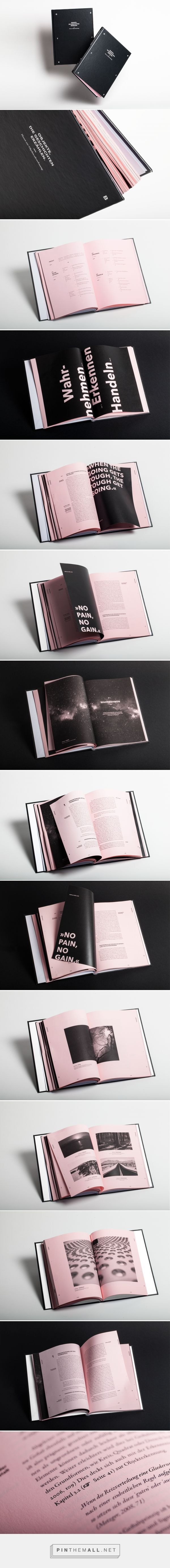 Master's Thesis Book Design on Behance