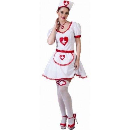 Bas Blanc Infirmiere Sexy idee deguisement infirmiere