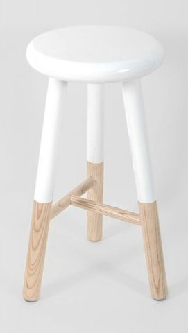 Malmo Bar Stool, in Multiple Colours - Complete Pad ®