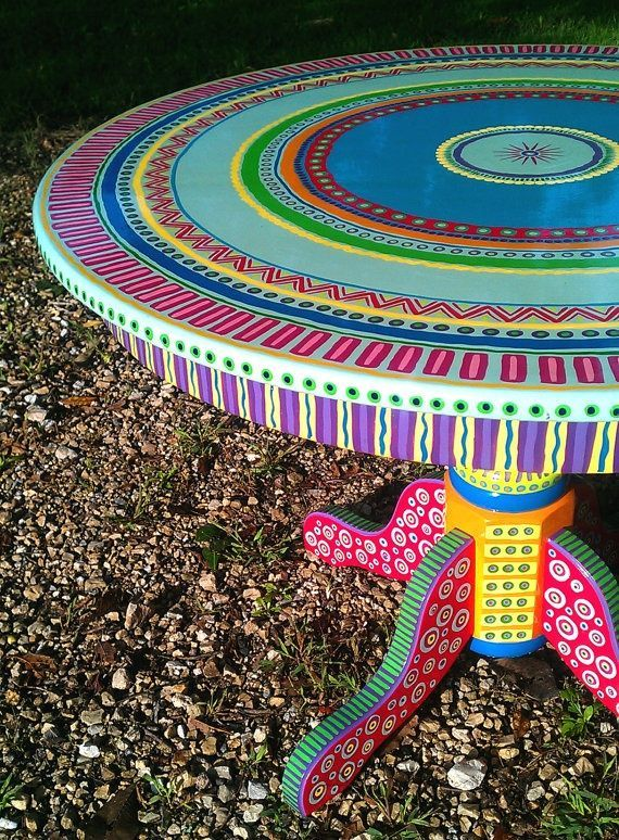 hand painted furniture   Hand Painted Furniture - would love to try this!   Helen