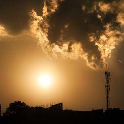 Pollution communication