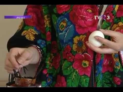 Toţi împreună-Ucraineni, TVR 3_Cluj - încondeiere ouă/cântece şi dansuri