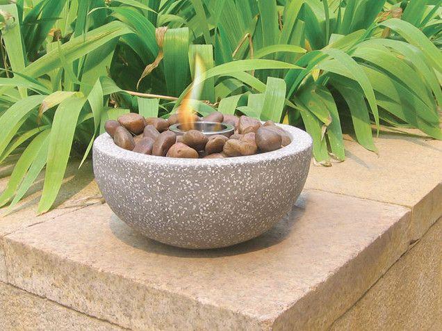 Gel Tabletop Fire Bowls