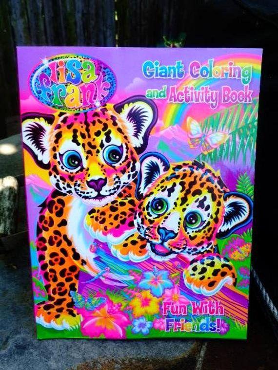 - Lisa Frank Coloring Book Best Of Lisa Frank Color Book Mulitcolor Lisa  Frank Coloring Book Paper Gift In 2020 Lisa Frank Coloring Books, Coloring  Books, Lisa Frank
