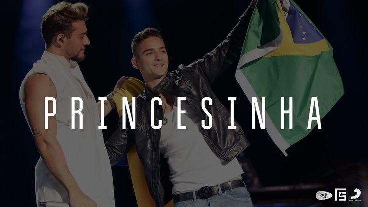 Lucas Lucco - Princesinha - feat. Maluma (DVD O Destino - Ao vivo)
