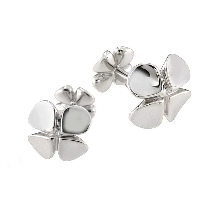I #Gemelli in argento sono un accessorio immancabile per l'uomo che ama l'eleganza!