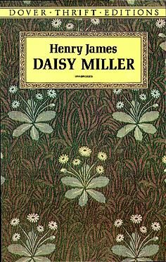 Daisy Miller is a novella by Henry James that first appeared in Cornhill Magazine in June–July 1878, and in book form the following year. Wikipedia