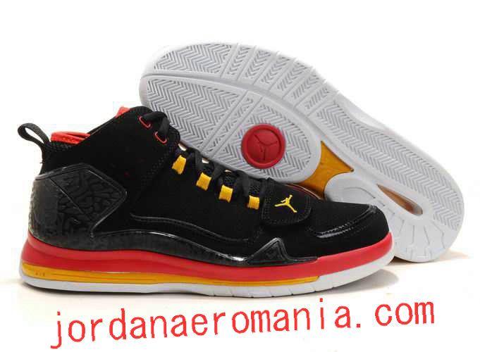 Acheter Chaussures Air Jordan Evolution '85 St.Pat's Oak Hill(Noir Varsity  Red
