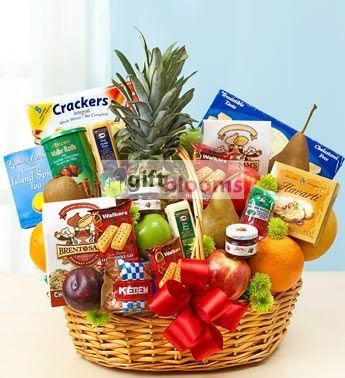 Gift Basket Delivery -- via wikiHow.com