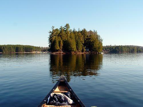 Cache Lake, Algonquin Park, Ontario, Canada