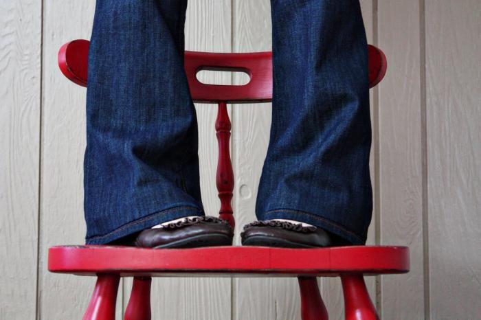 Как подшить джинсы с сохранением заводского шва » Женский Мир