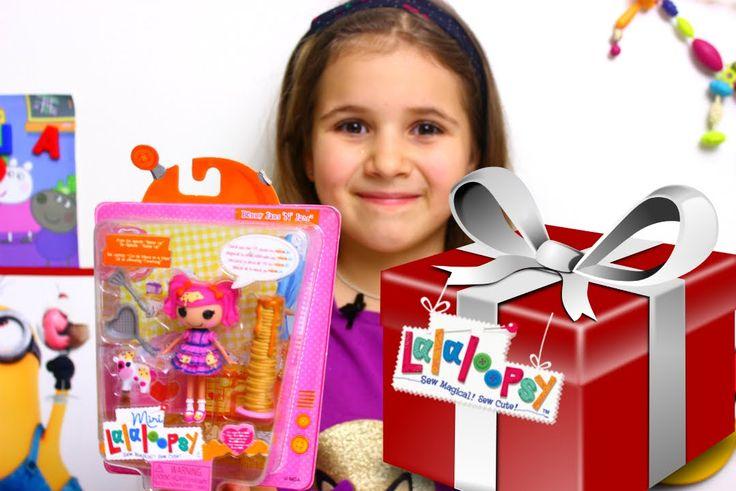 Подарок Лалалупси ягодка mini Lalaloopsy
