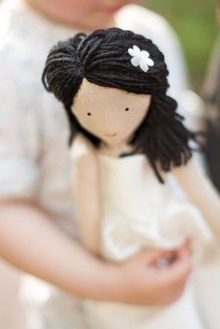 Handmade bride rag doll by apaCukababa :) https://www.facebook.com/ApaCukababa